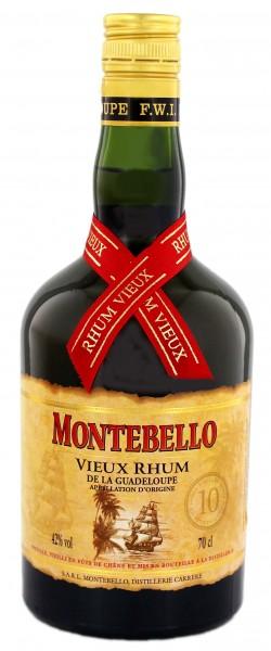 Montebello 10YO 0,7 Liter