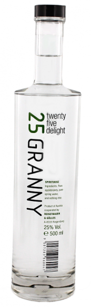 Twenty Five Delight Granny 0,5 Liter