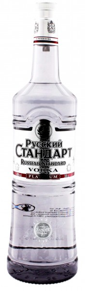 Russian Standart Vodka Platinum 3 Liter