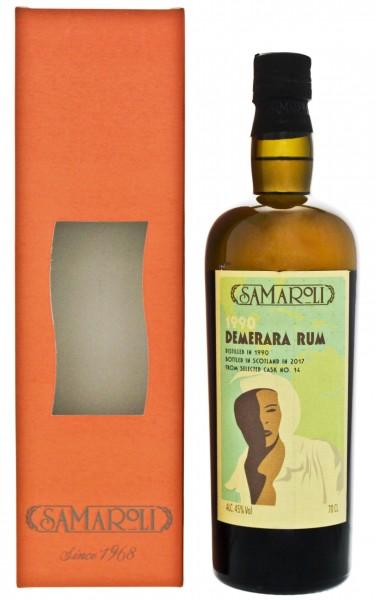 Samaroli 1990/2017 Demerara Rum 0,7