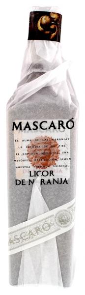 Mascaró Licor de Naranja 0,7 Liter 40%