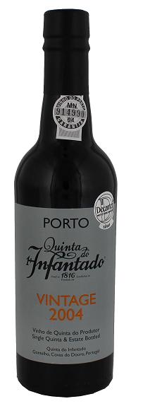 Quinta do Infantado Vintage 2004 0,375 Liter 19,5%