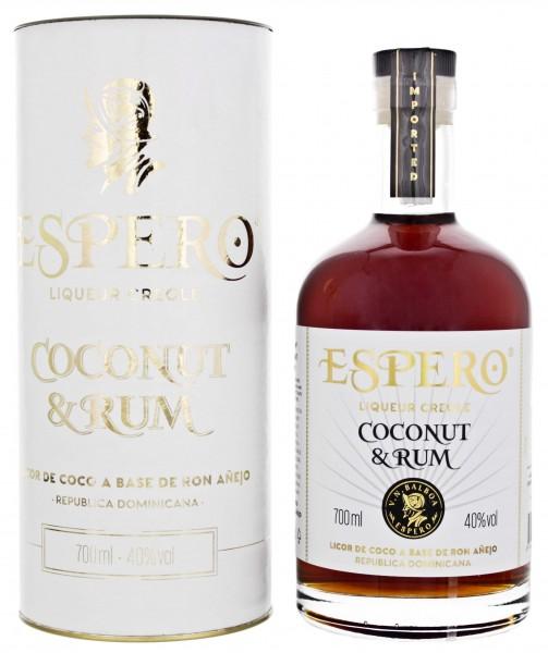 Espero Creole Coconut & Rum 0,7 Liter 40%