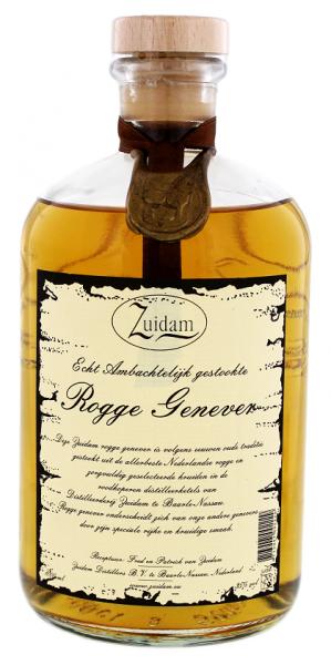 Zuidam Rogge Genever 1 Liter