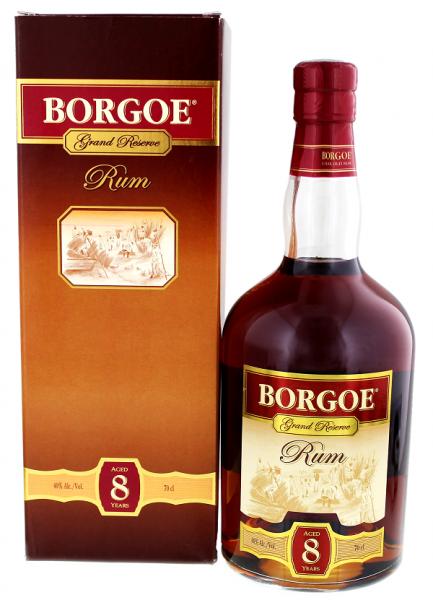 Borgoe 8YO Grand Reserve 0,7 Liter