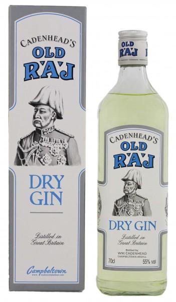 Cadenhead´s Old Raj Gin 55% 0,7 Liter