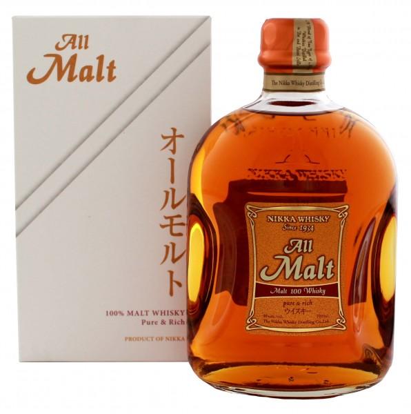 Nikka All Malt 0,7 L