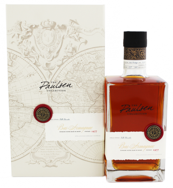 The Paulsen Collection Bas-Armagnac 30YO 0,7 Liter