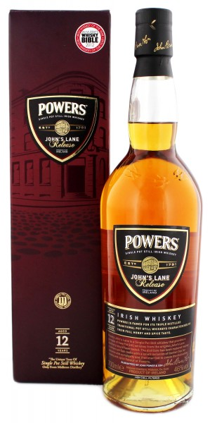 Powers John's Lane Release 12YO 0,7L