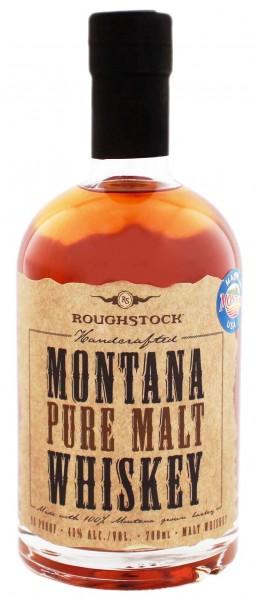Roughstock Montana Pure Malt Whisky 0,7 Liter