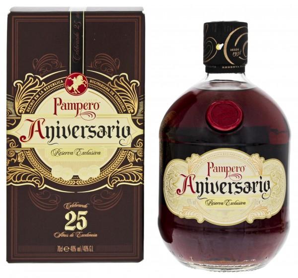 Pampero Aniversario Rum 0,7 Liter