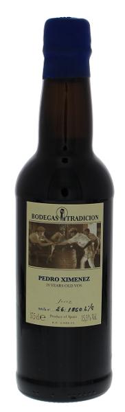 Bodegas Tradicion Pedro Ximenez 20YO 0,375 Liter
