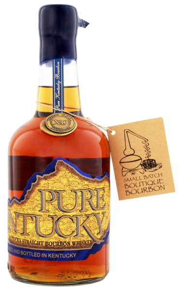 Pure Kentucky XO Straight Bourbon Whiskey 0,7 Liter 53,5%