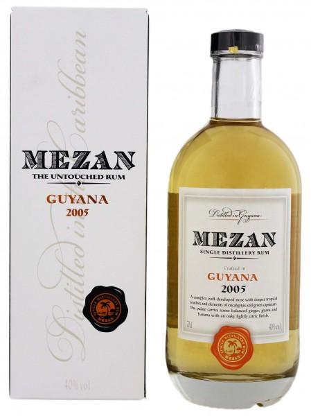 Mezan Guyana Diamond Rum 2005 0,7 Liter 40%