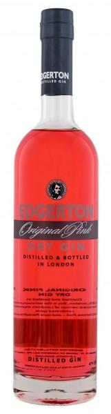 Edgerton Original Pink Gin - England 0,7L