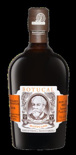Botucal Mantuano Rum 0,7 Liter 40%