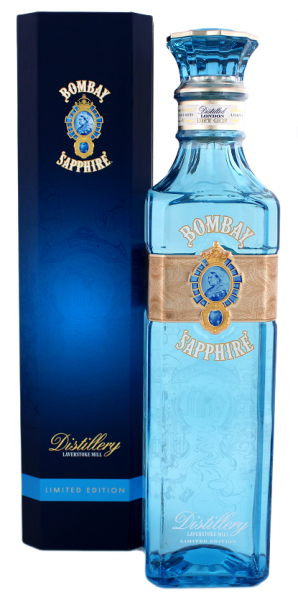 Bombay Sapphire Laverstoke Mill Limited Edition Decanter 0,7 Liter