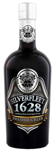 The Secret Treasures Swashbuckler Silverfleet 1628 0,5 Liter