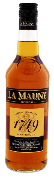La Mauny 1749 Ambré 0,7 Liter