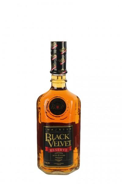 Black Velvet 8YO Reserve Whisky 1 Liter 40%