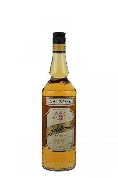 Aalborg Jubiläums Akvavit 1 Liter 40%