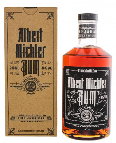 Michler's Artisanal Dark Rum 0,7 Liter