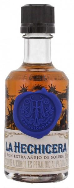 La Hechicera Extra Anejo Rum 0,05 Liter 40%
