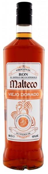 Malteco Viejo Dorado Superior Rum 1 Liter 40%